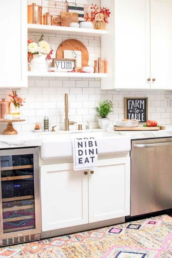 Unique Remodel Kitchen Design Ideas For Upgrade This Fall 49
