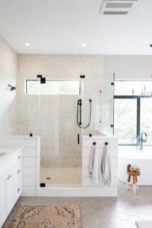 Unusual Remodel Design Ideas To Be Modern Farmhouse Bathroom 20