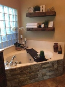 Unusual Remodel Design Ideas To Be Modern Farmhouse Bathroom 28