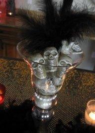 Wonderful Halloween Design Ideas Themed Tomb And Skull Inspire 06