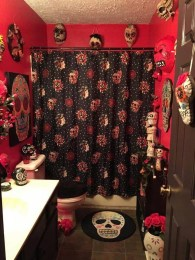 Wonderful Halloween Design Ideas Themed Tomb And Skull Inspire 17