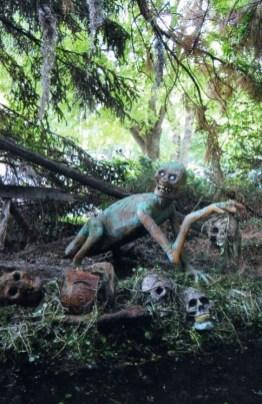 Wonderful Halloween Design Ideas Themed Tomb And Skull Inspire 20