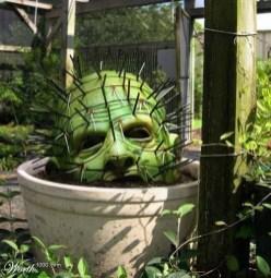 Wonderful Halloween Design Ideas Themed Tomb And Skull Inspire 24