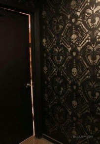Wonderful Halloween Design Ideas Themed Tomb And Skull Inspire 33