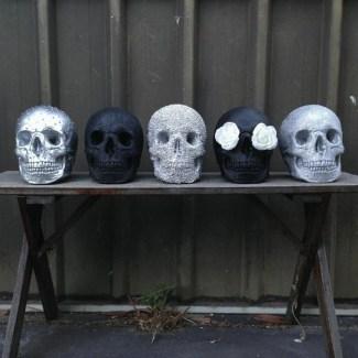 Wonderful Halloween Design Ideas Themed Tomb And Skull Inspire 37