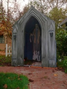 Wonderful Halloween Design Ideas Themed Tomb And Skull Inspire 45