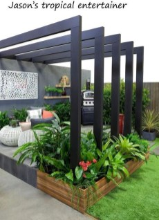 Awesome Backyard Landscaping Design Ideas For Your Home 19