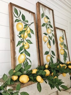 Awesome Summer Decor Ideas With Rustic Farmhouse Style To Try Asap 04