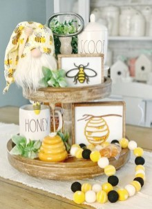 Awesome Summer Decor Ideas With Rustic Farmhouse Style To Try Asap 37