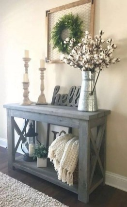 Beautiful Farmhouse Living Room Makeover Decor Ideas To Try Asap 45