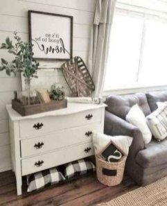 Beautiful Farmhouse Living Room Makeover Decor Ideas To Try Asap 49