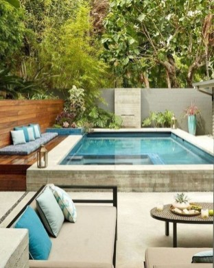 Comfy Pool Decoration Ideas For Your Backyard To Have 18