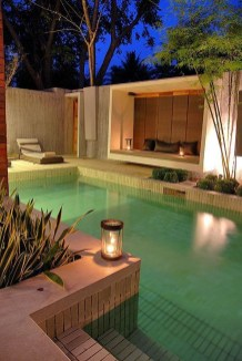 Cozy Backyard Swimming Pools Design Ideas To Copy Right Now 21