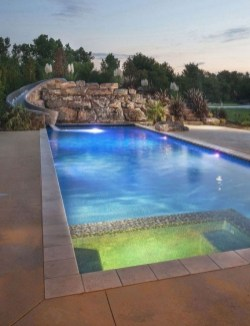 Cozy Backyard Swimming Pools Design Ideas To Copy Right Now 23