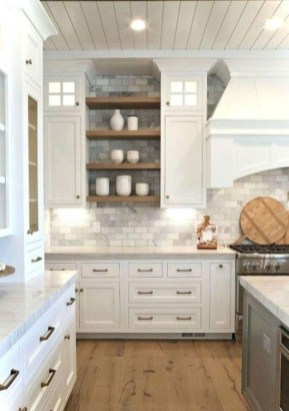 Crative Farmhouse Kitchen Design Ideas For Fun Cooking To Try 07