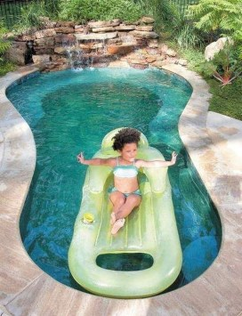 Creative Backyard Swimming Pools Design Ideas For Your Amazing Pools 09