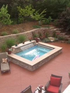 Creative Backyard Swimming Pools Design Ideas For Your Amazing Pools 14