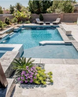 Creative Backyard Swimming Pools Design Ideas For Your Amazing Pools 21