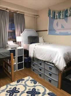 Elegant College Dorm Room Design Ideas That Suitable For You 14