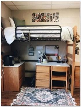 Elegant College Dorm Room Design Ideas That Suitable For You 15