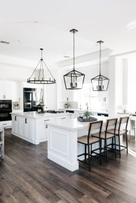 Enchanting Lighting Design Ideas For Modern Kitchen To Try Asap 19