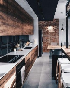 Enchanting Lighting Design Ideas For Modern Kitchen To Try Asap 21
