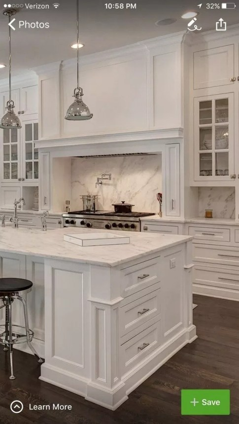 Enchanting Lighting Design Ideas For Modern Kitchen To Try Asap 38
