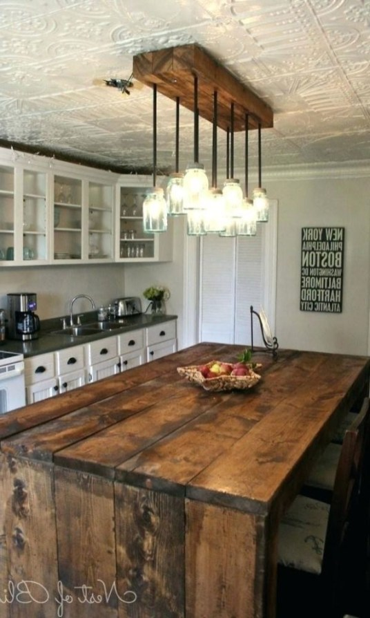 Enchanting Lighting Design Ideas For Modern Kitchen To Try Asap 39