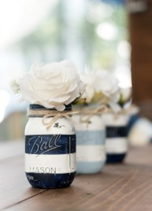 Fancy Mason Jar Upcycles Ideas To Have This Season 30