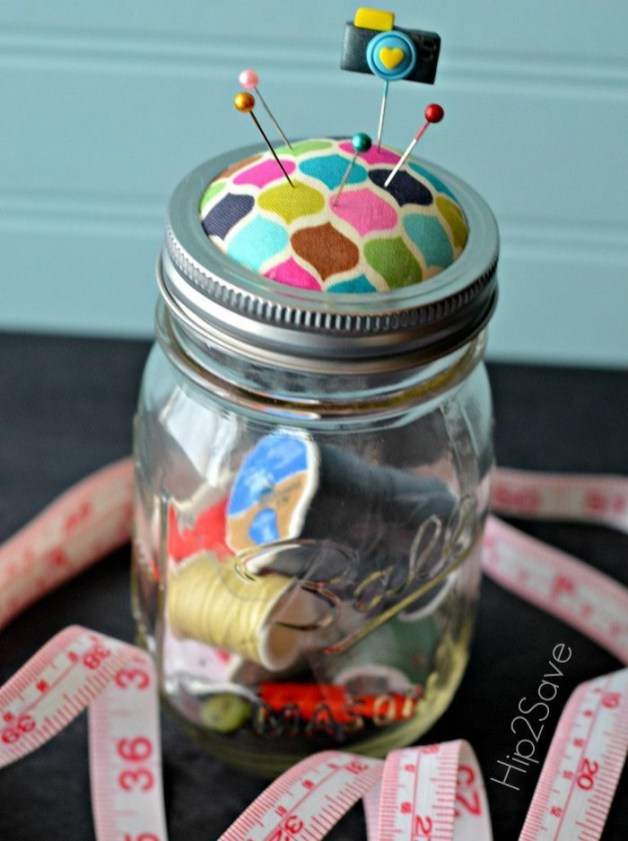 Fancy Mason Jar Upcycles Ideas To Have This Season 37