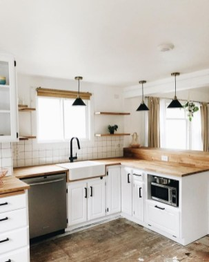 Inspiring Small Kitchen Remodel Design Ideas That Will Inspire You 17