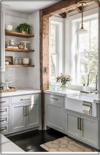 Inspiring Small Kitchen Remodel Design Ideas That Will Inspire You 20