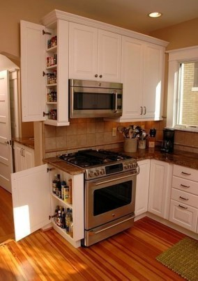 Inspiring Small Kitchen Remodel Design Ideas That Will Inspire You 25