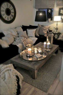 Luxury Apartment Decorating Ideas For Couples To Have 45