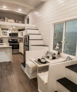Relaxing Tiny House Makeovers Design Ideas With Farmhouse Style 03