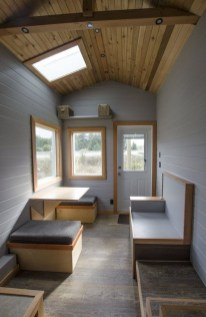 Relaxing Tiny House Makeovers Design Ideas With Farmhouse Style 12
