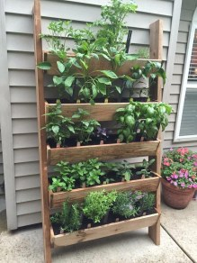 Rustic Small Backyard Design Ideas With Vertical Garden To Try Asap 11