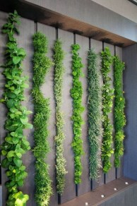 Rustic Small Backyard Design Ideas With Vertical Garden To Try Asap 14