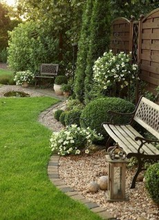 Rustic Small Backyard Design Ideas With Vertical Garden To Try Asap 22
