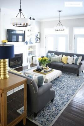 Splendid Living Room Décor Ideas For Spring To Try Soon 17