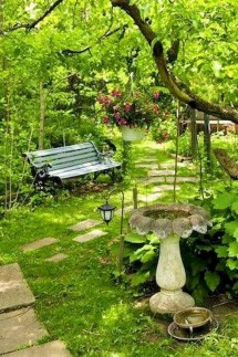Stunning Garden Designs Ideas For Cottage To Try In 2019 14