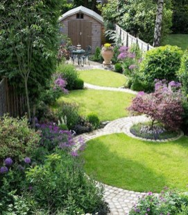 Stunning Garden Designs Ideas For Cottage To Try In 2019 22