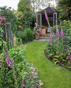 Stunning Garden Designs Ideas For Cottage To Try In 2019 26