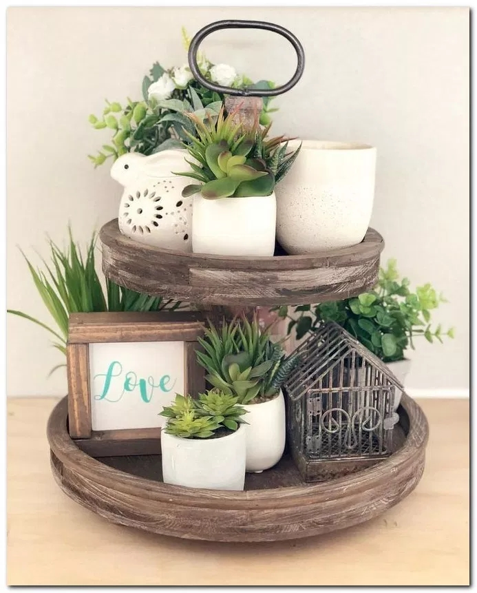 Superb Spring Home Decor Ideas With Farmhouse Style To Try Asap 02
