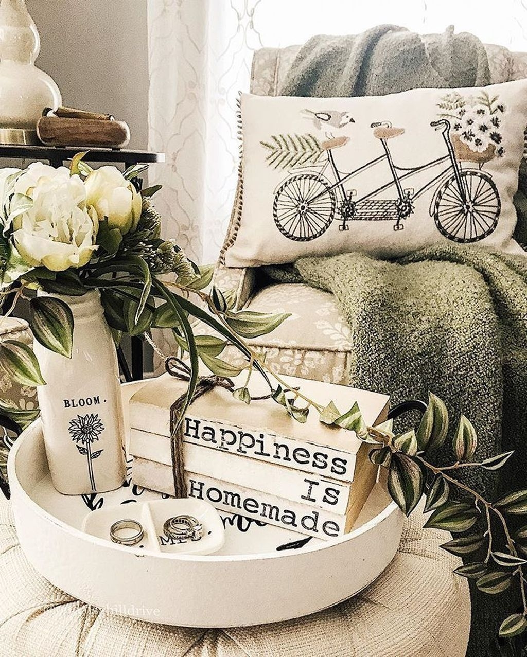 Superb Spring Home Decor Ideas With Farmhouse Style To Try Asap 18