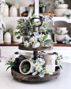Superb Spring Home Decor Ideas With Farmhouse Style To Try Asap 31