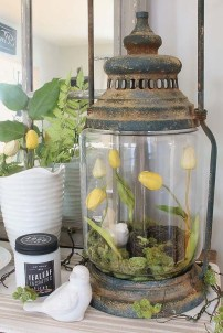 Superb Spring Home Decor Ideas With Farmhouse Style To Try Asap 32