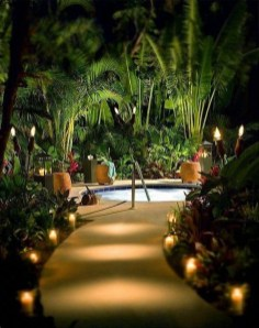 Surprising Tropical Pool Landscaping Design Ideas To Try Soon 14