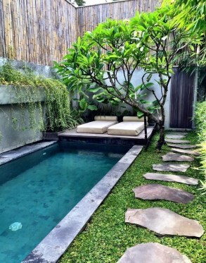 Surprising Tropical Pool Landscaping Design Ideas To Try Soon 27