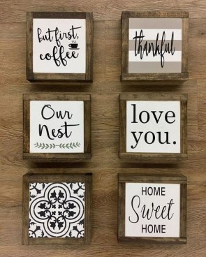 Admiring Wood Signs Design Ideas To Decor Your Home 35